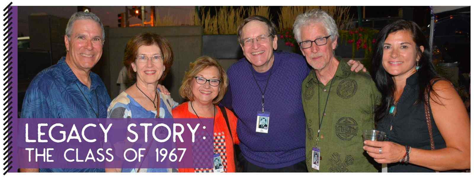 Legacy Story: Class of 1967