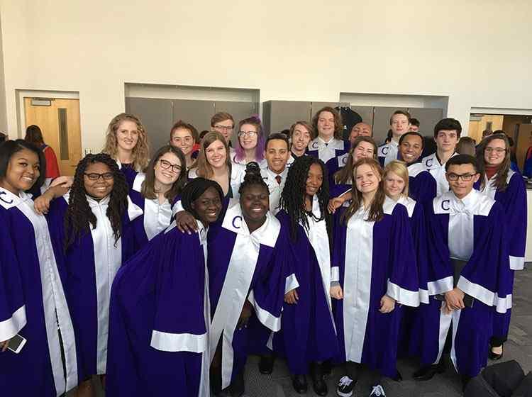 Impact: Honor Choir