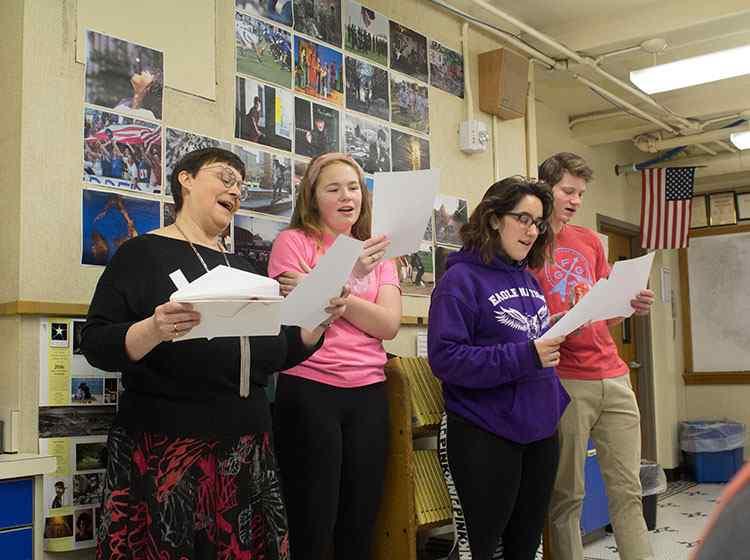 Impact: District Music Contest Preparation