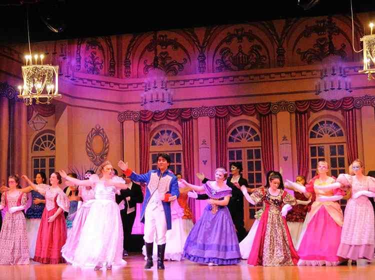 Impact: Nebraska Thespians Theater Festival