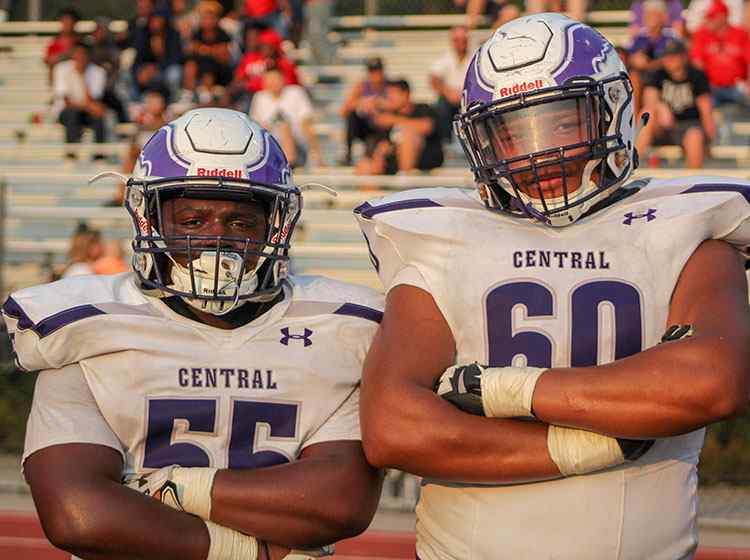 Impact: Central Football