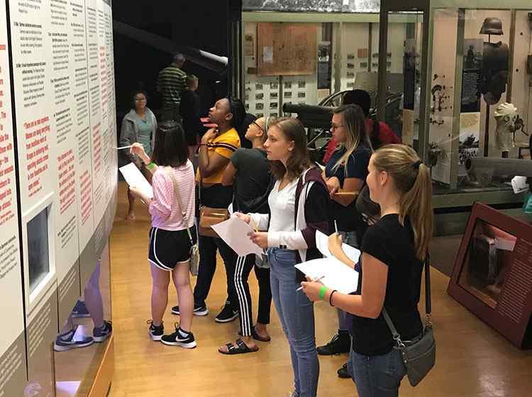 Impact: World War I Museum